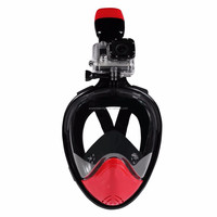 New Full Face Dry Snorkel Mask Diving Swimming Scuba Goggle for mask