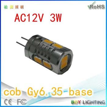 G6 35 Led 12v Satco S9545 3jc 3w Led Jc G6 Led Led Light
