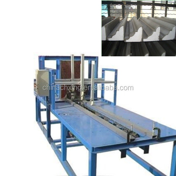 Eps Foam Coating Machine To Coat Cement On Eps Cornice For