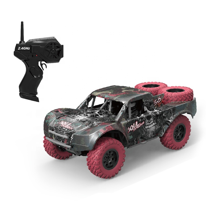 Hot Sale Absorber Powerful Drifting 4x4 Remote Control Off-road Race Car