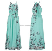 plus size S-6XL fashion summer chiffon maxi dress
