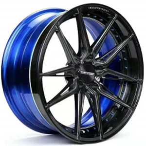 American racing chrome forged alloy wheels for cars