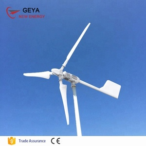Hot 5000w Wind Turbine Electric Generating Windmills For Home Use