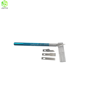 mixed color metal cutting knife /graver