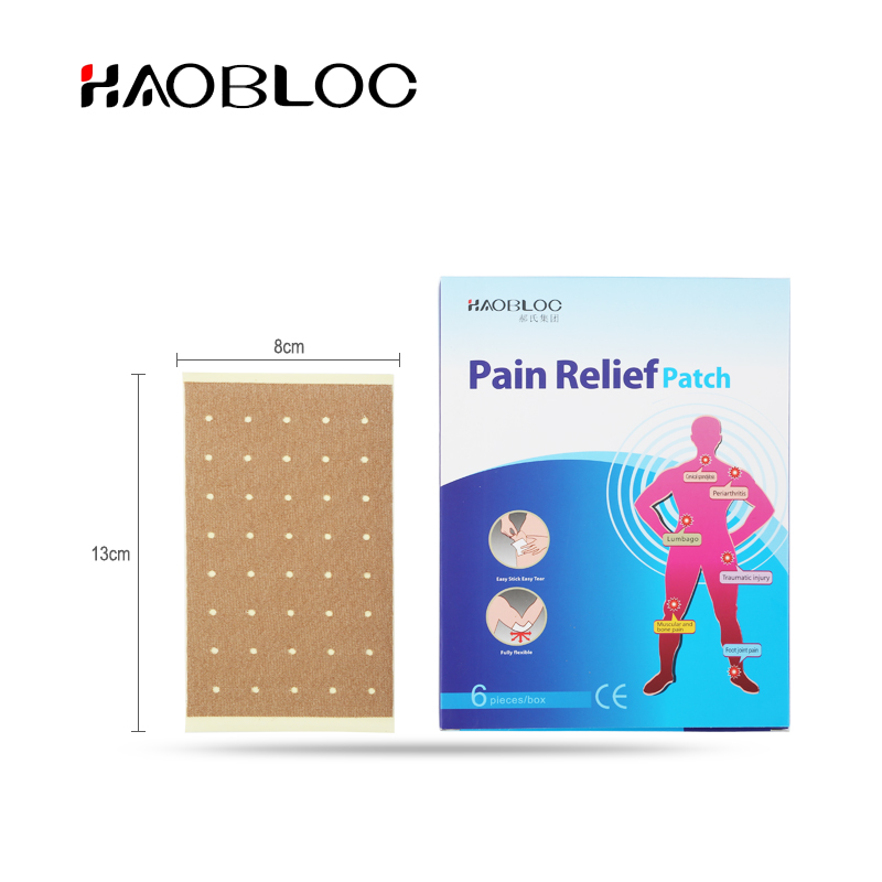 Cinese Pain Relief Patch Per Il Trattamento Hyperosteogeny
