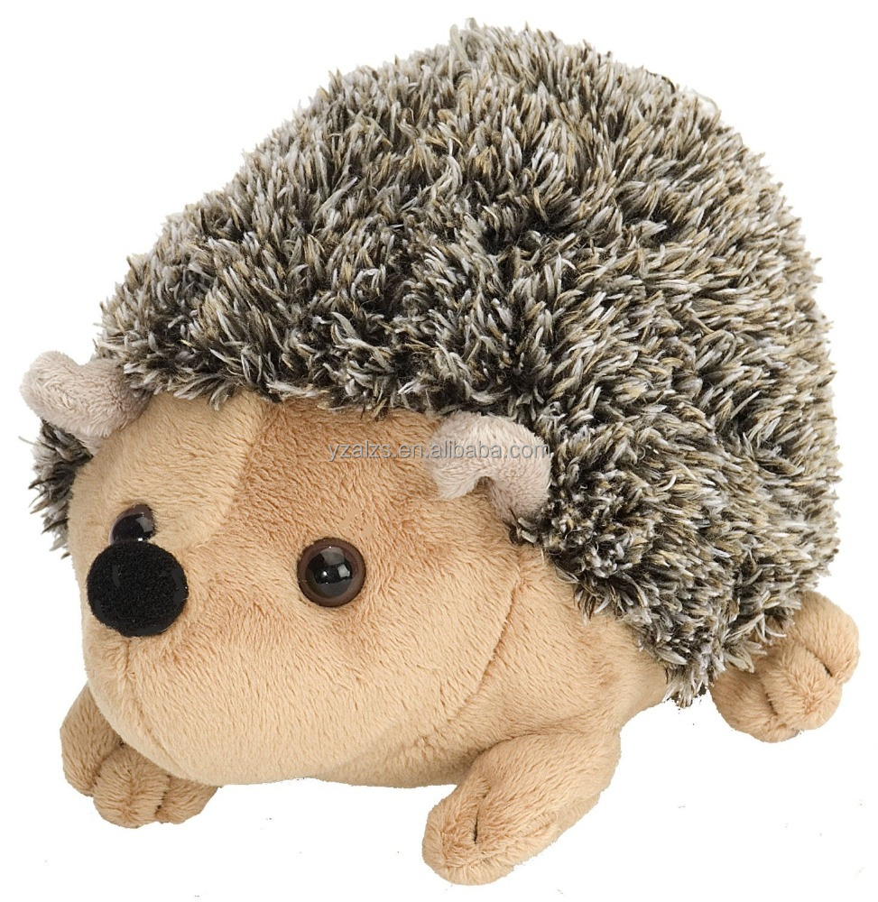 High Quality Plush Hedgehog Animal Toy