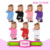 New design Wholesale kids clothes baby girls cotton puffer long sleeves shirts baby clothing manufacturer