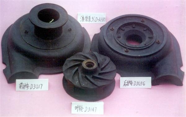 high speed pump impeller