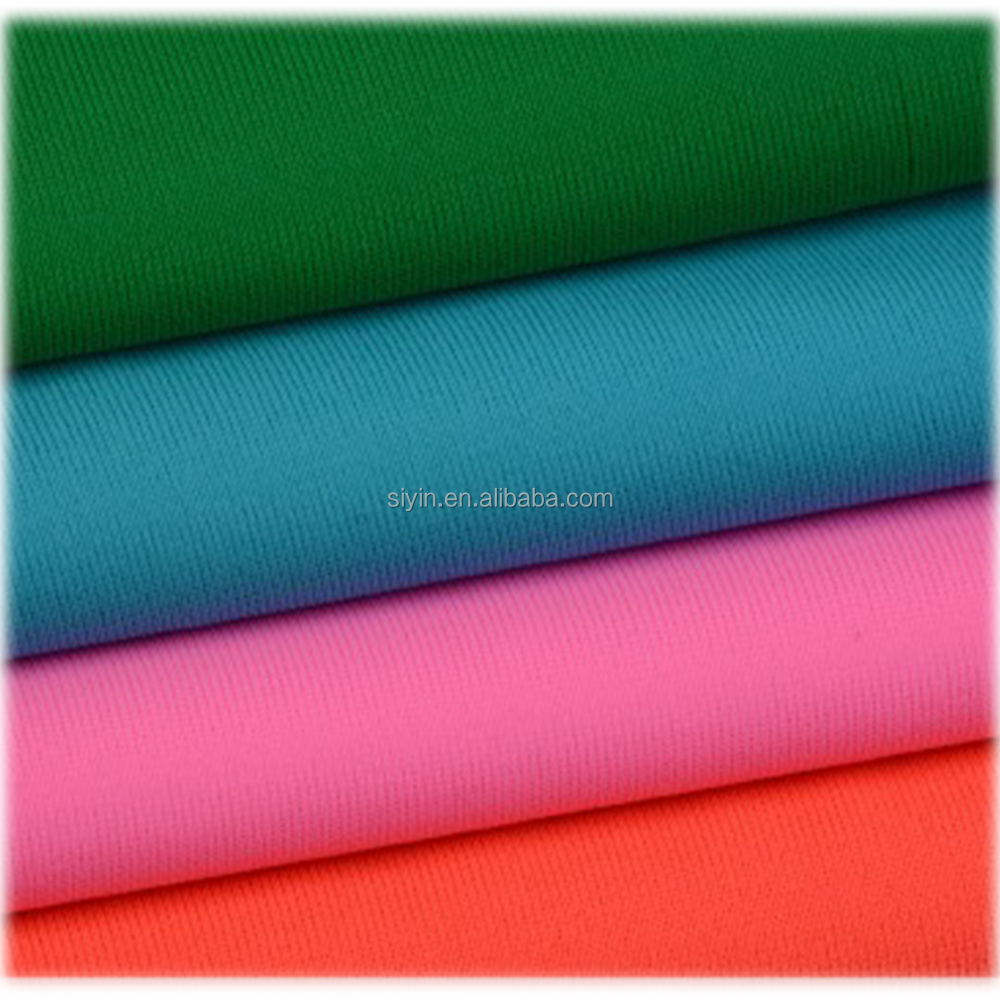 Factory manufacture stretch nylon lycra fabric nylon 4 way stretch nylon lycra fabric underwear lingerie lycra fabric