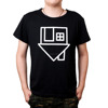 Inverted House Pattern Printing T-shirt Personality New Design Summer Cool Soft Clothing Tops