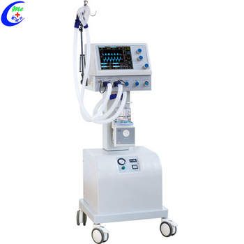 Medical Equipments Mobile Energy Recovery ICU Anesthesia Ventilator Machine