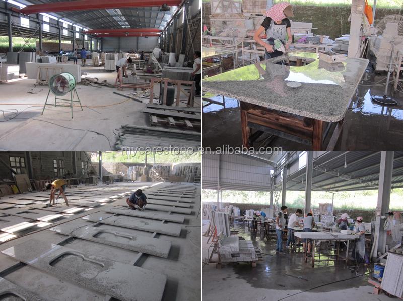 2015 china new hot selling cheap driveway granite mesh back stone