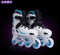 Four Wheel Mens Skate Shoes inline roller skate shoes wholesale