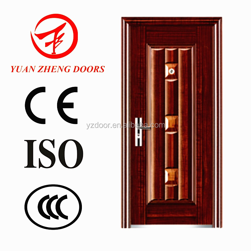 China manufacturer steel security door exterior main 50 door