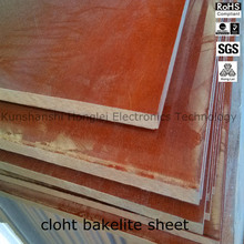 FW-3025/PFCC201 bakelite cotton cloth sheet China insulation material manufacturer