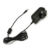 Regulated Output 24 Volt 1A AC/DC Power Adapter 24V 1000mA AC Adapter For Tattoo Machine