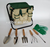 Shanghai Robtol High Quality all kinds of agricultural 7 pcs garden tools set /bag /kit With Chair