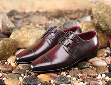 TERSE footwear designer leather shoes men handmade custom Italian leather dress shoes with OEM/ODM service