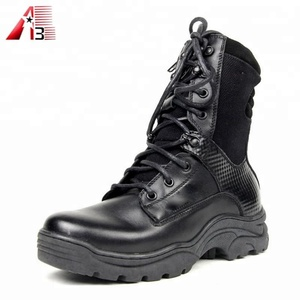 Factory OEM high quality winter military boots