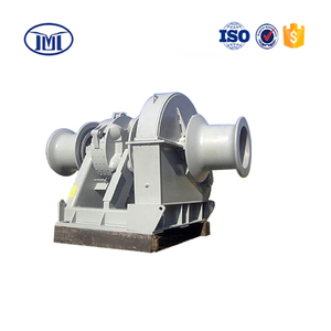 wire rope capstan anchor marine hydraulic towing winch