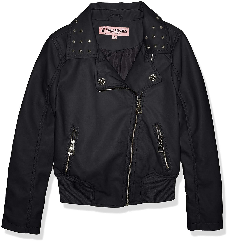 72f4a0e234ba Cheap Black Denim Jacket Girls