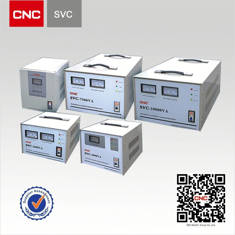 China Top 500 TND(SVC)Series High Accuracy Full-automatic AC hs code for stabilizer