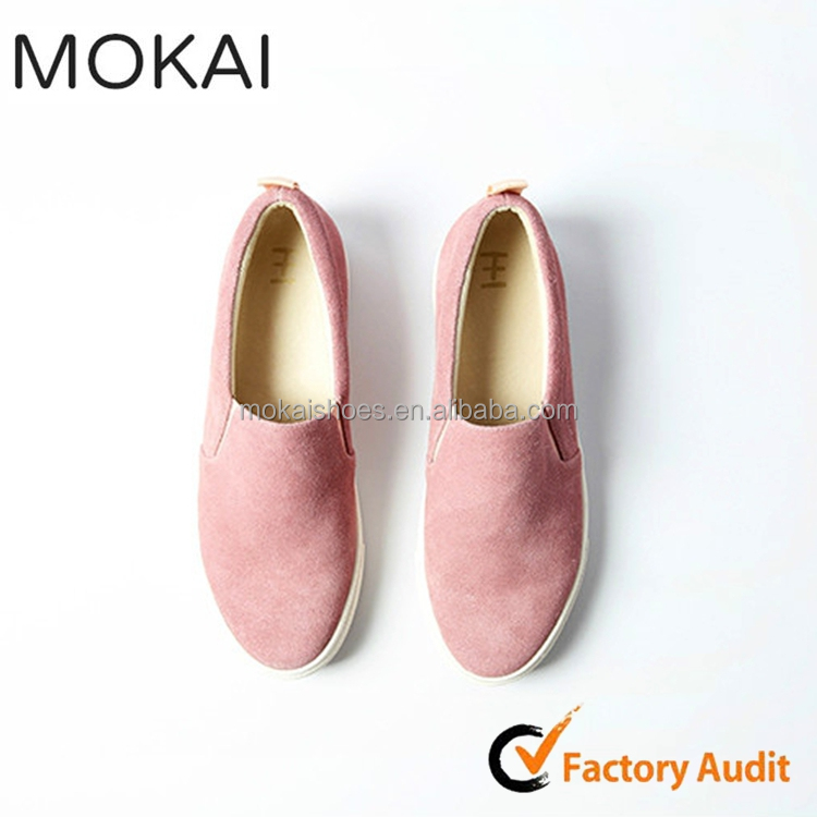 j001-mk2 2016 new design wholesale leather shoes latest loafer fashion shoes women