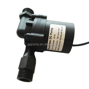 12V 24V DC Centrifugal Experienced Small Dc Brushless Pump China Supplier