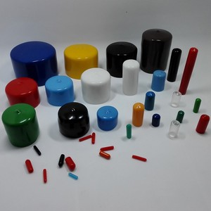 electriconic plastic end cap , pvc end caps for electrical