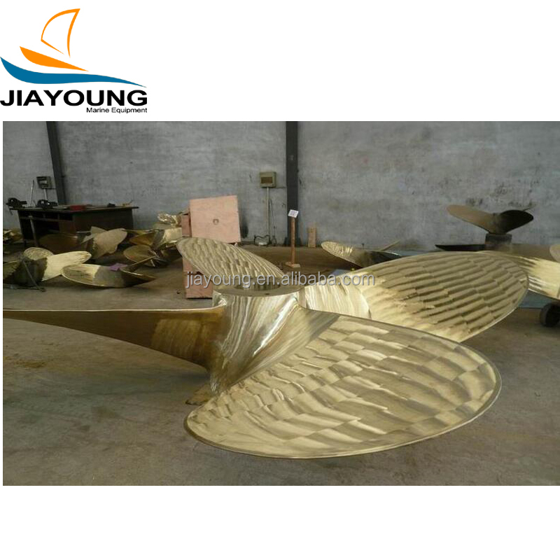 Ship Marine Used Boat Bronze Propeller