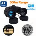 Free shipping Bestguarder300M GPS HD 720PWG 80 Infrared Night Vision IR Binoculars Telescope 4X50 Zoom 1
