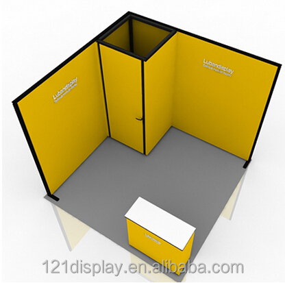 Modular Exhibition Stand for 3x3m