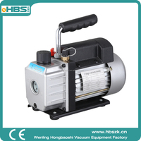 Best Sales Supplier 3cfm 1/4hp Rotary Vane Vacuum Pump Air ...