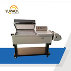 YUPACK 2 in 1 manual shrink wrap machine,l sealing machine