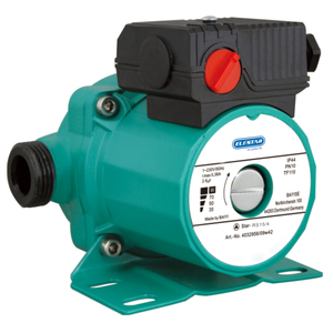 ES series hot and cold general circulate small water circulator pump