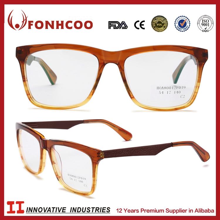 Fonhcoo Wholesalers China Fashion Design Gradient Color Acetate ...