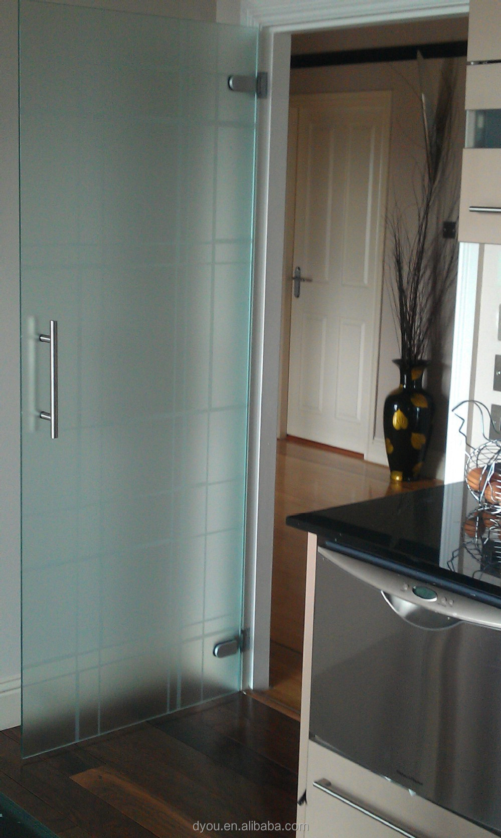 Frosted glass office door - China Wholesale Factory Price Aluminium Frosted Glass Office Doors