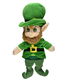 Plush Custom 14inch high quality lucky Leprechaun plush stuffed doll toy