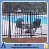 Steel fence manufacturer supply steel fence, garden fence, swimming pool fence