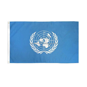Custom 3*5ft United Nations UN National Flag Any Country Flag