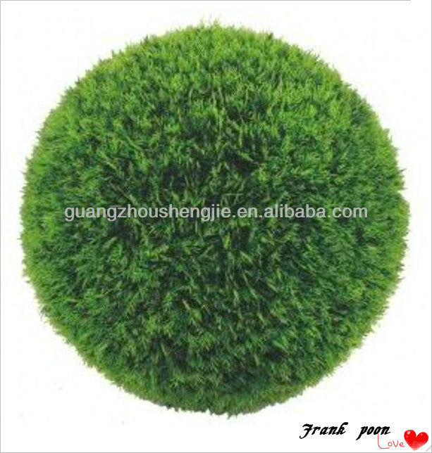 2013 SJ Potted boxwood ball/artificial tree---Artificial plant/artificial flower