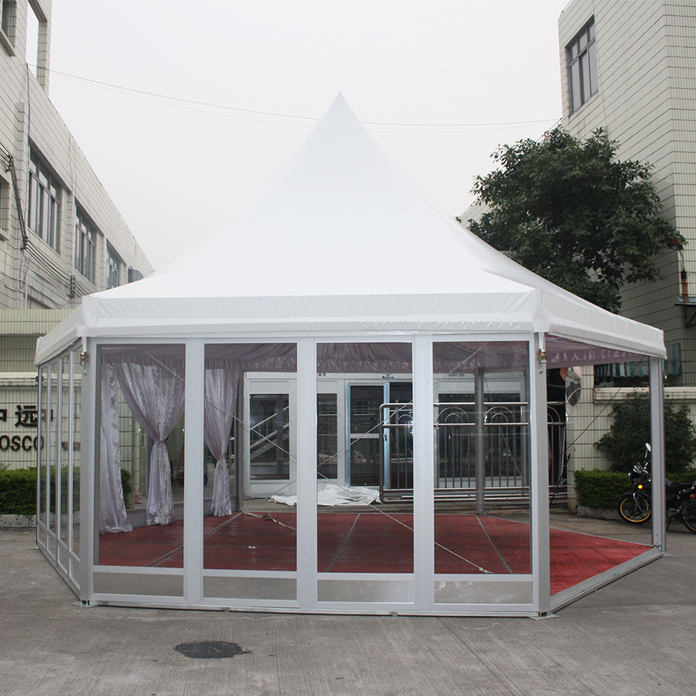 Custom portable folding tent exhibition marquee gazebo tent
