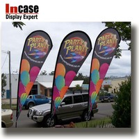Cheap feather flags advertising banners and signs