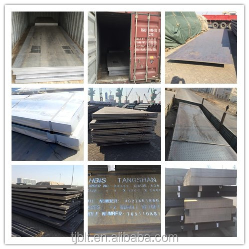 A36/q235 1220mmx2440mmx3mm Hot Rolled Sheet Plate Steel Prices ...