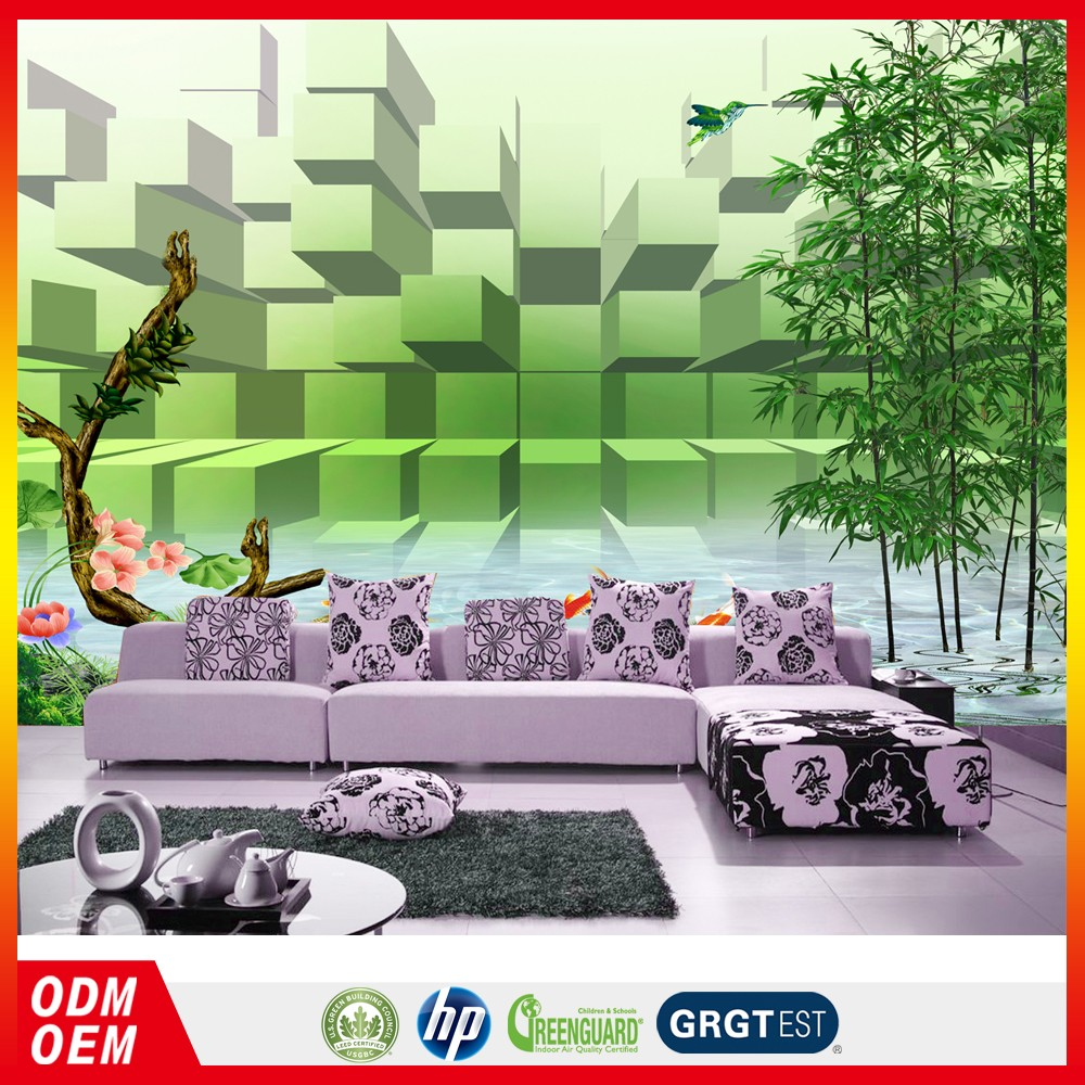 Fantasy Forest Landscape Design Wallpaper Printing Murals 3d