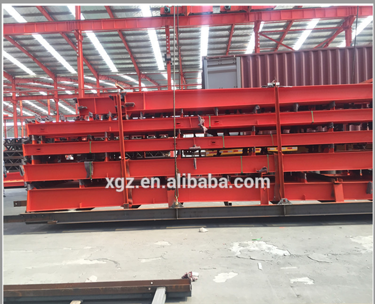 H beam steel metal building construction materials