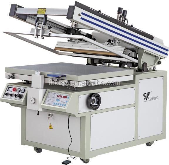 CE High-precision screen printing machine FB-12080A1(A2)