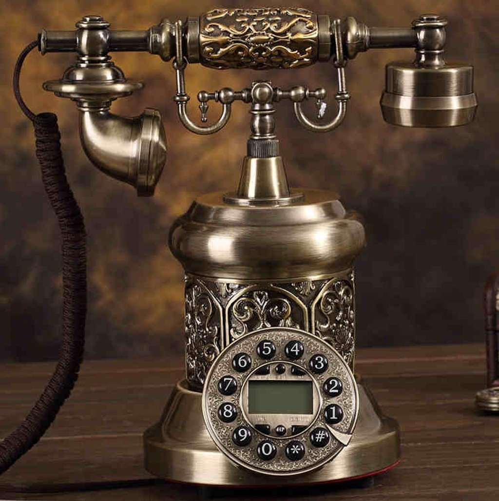 Old-style furniture is vintage seat parliament creative telephone the person Phone Mobile Phone (Color # 2