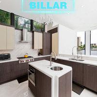 cheap price modern standard kitchen island from foshan