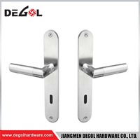 Hot Sale Decorative Wrought Iron Strike Lock Plates For Outdoor